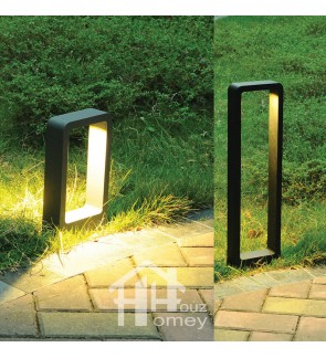 HH Rectangle Frame Lawn Lamp