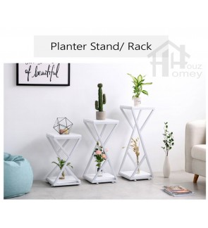 HH Metal Succulent Green Radish Planter Rack