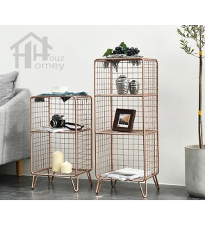 HH Metal Multi-Purpose Display Planter Rack