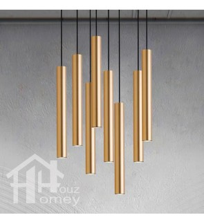 HH Minimalist Integrated LED Canister Tube Pendant *3 Pcs in 1 Set*